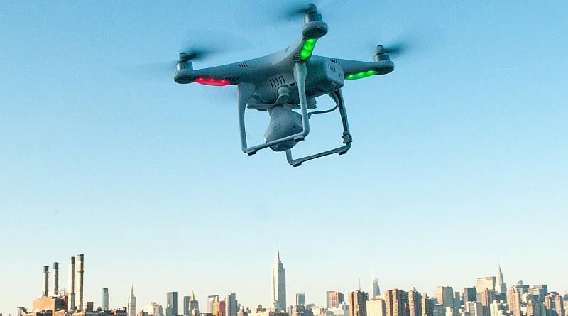 美國無人機數量 4 年升 3 倍