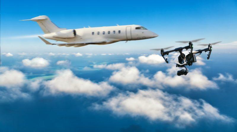 英美無人機險撞客機事故頻生
