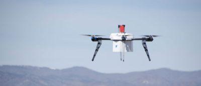 Flirtey 全自動無人機市區送貨試飛成功
