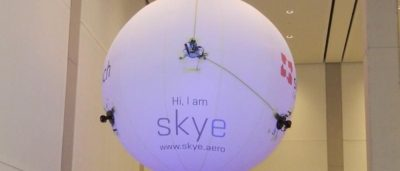 Skye 氣球 無人機