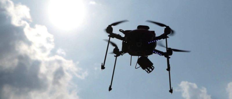 Sony 無人機今年試產100部