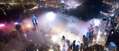 Andy Yeung - Urban Fog