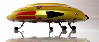 Firesound 飛碟 無人機