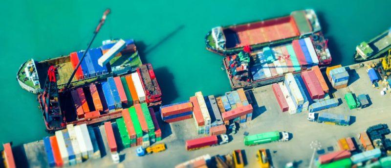 香港移軸航拍照