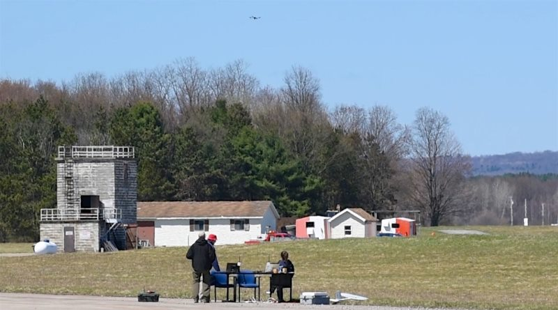 NASA UTM 系統首個跨州測試(紐約 FAA 試點)