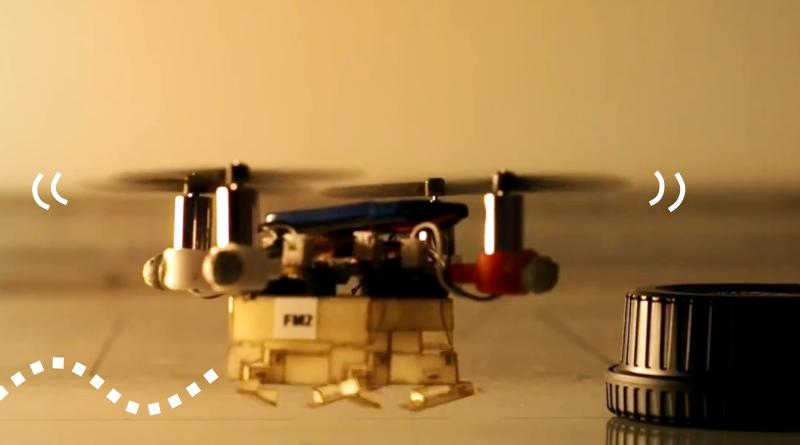 Picobug 步行飛行無人機