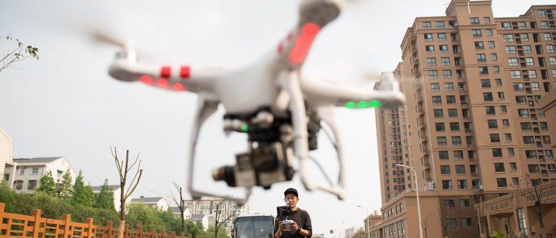 DJI 與中國政府共享用戶數據