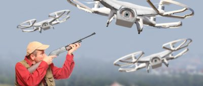 無人機 槍擊 美國