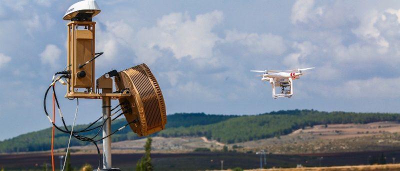 Drone dome 反無人機 以色列
