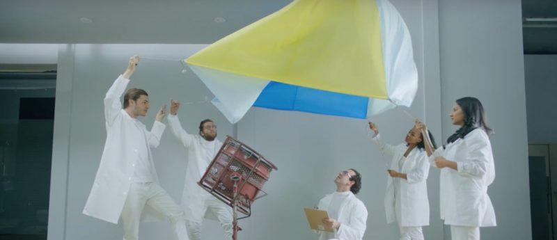 Google 降落傘