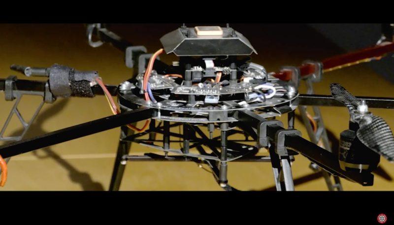 探測 地雷 無人機 英國