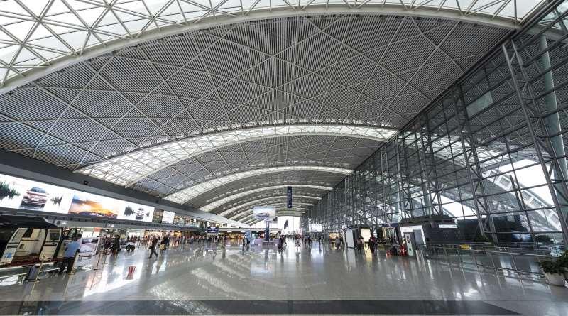 成都雙流國際機場內部