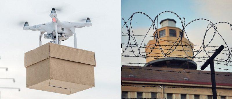 無人機偷運毒品數字續升