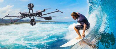 全球首部 VR 航拍機 Drone Janus 360