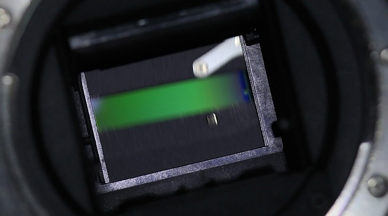 Sony 相機電子快門 實現 HDR 動態拍攝