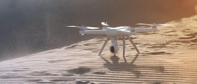 小米無人機疑似炸機事件 小米官方稱不便評論