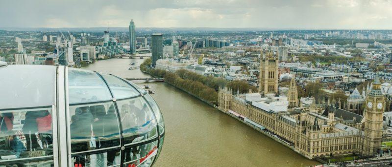 倫敦 空拍 禁止 旅行