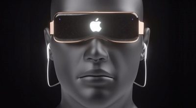 傳 Apple 正開發 VR 眼鏡