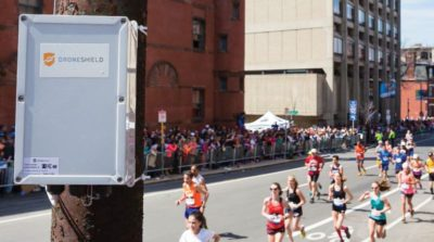 波士頓馬拉松裝備 DroneShield