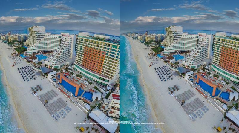 SkyPixel 《Sunrise in Cancun, Mexico》