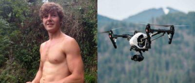 無人機 搜救 英國 背包客 越南