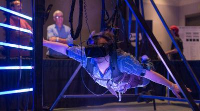 Oculus Rift 模擬飛行