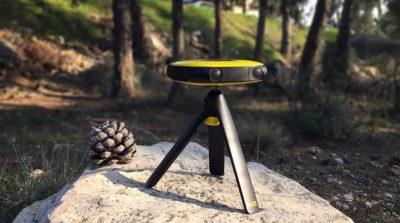 Vuze Camera 一次過搞定 VR 拍攝與播放