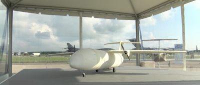 空巴 Thor 無人機 德國 3D 列印