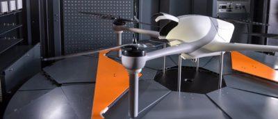 Optimus 無人機 Airobotics 自動化 系統