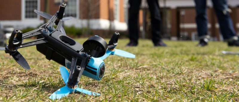 Bebop Parrot 無人機 測試 黑入 約翰霍普金斯大學