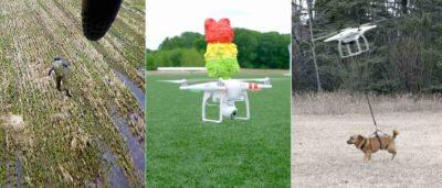 與無人機玩遊戲的三種方式