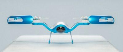 FLYBi 空拍機搭配 VR 眼鏡