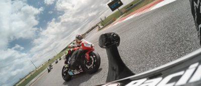 GoPro 新型 VR 相機驚現 MotoGP