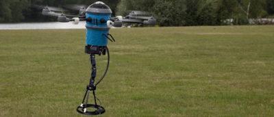 地雷 無人機 Mine Kafon Drone