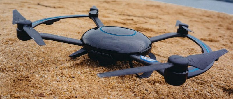 Skye Orbit 無人機 KickStarter 集資成功