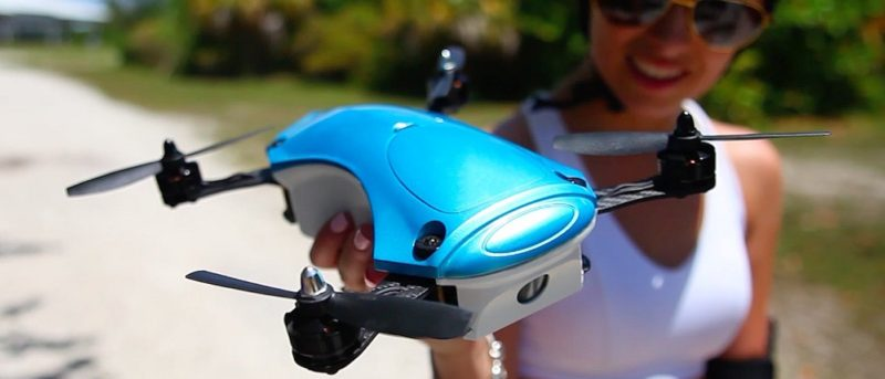 UP&GO Aerial Camera 飛行相機貼身航拍超簡單