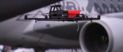 空巴 無人機 飛機 RealSense Intel 檢查