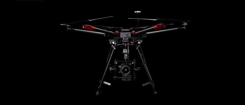 DJI 聯乘 Hasselblad A5D-M600 出戰影視攝影業