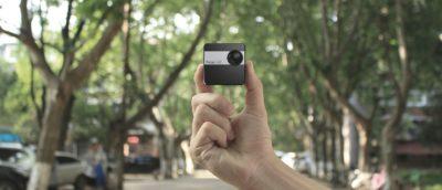 世界最小 360 度全景相機 Nico360 眾籌啟動