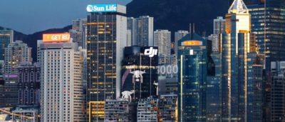 DJI 香港旗艦店 9 月揭幕