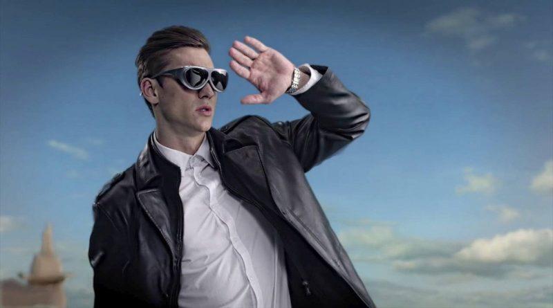 Dlodlo V1 超酷墨鏡造型 88 克碳纖機身