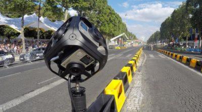 GoPro Omni VR鏡頭實現六面立體攝影