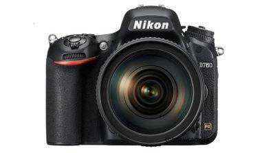 Nikon D760 諜照流出
