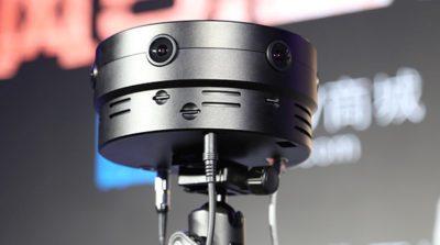 6K 全景拍攝 Upano XONE VR 攝影機
