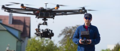 FAA 無人機 商用 法例 私隱