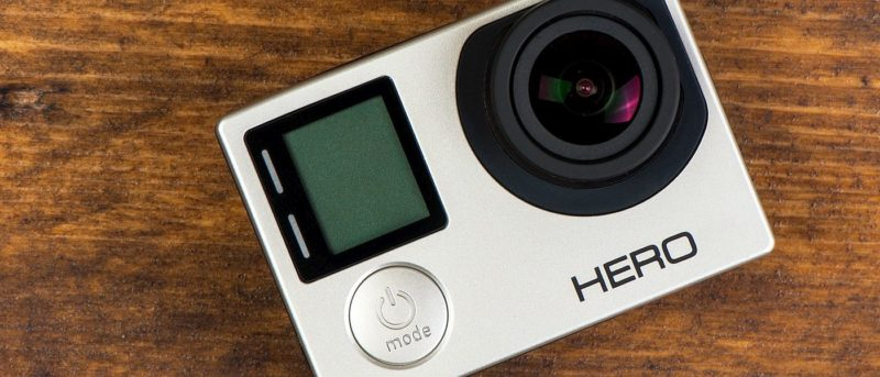 GoPro Hero 5 Black 內置 GPS 機身更輕巧