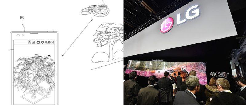 LG 專利文件披露進軍無人機市場的野心