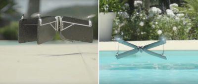 X 形無人機 Parrot Swing