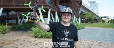 Rafael Pirker Trappy 飛手 FPV 人物 專訪