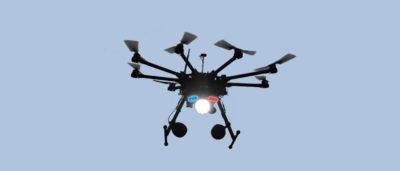 Aptonomy 無人機變身警衛機器人
